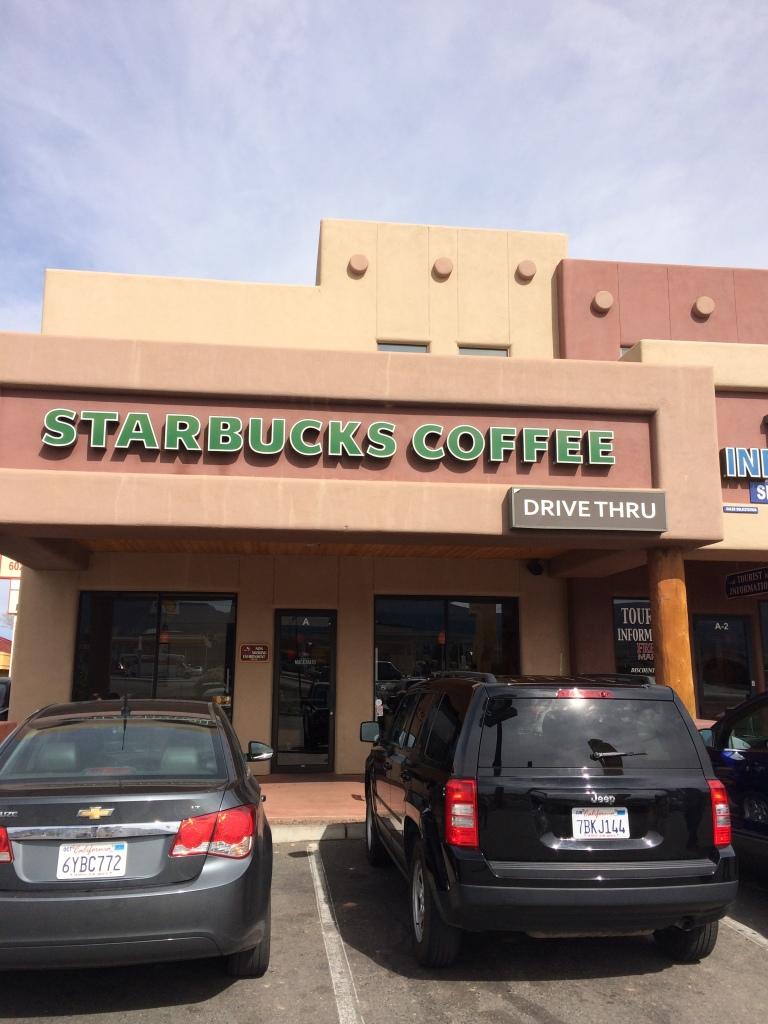 Starbucks - Camp Verde, AZ