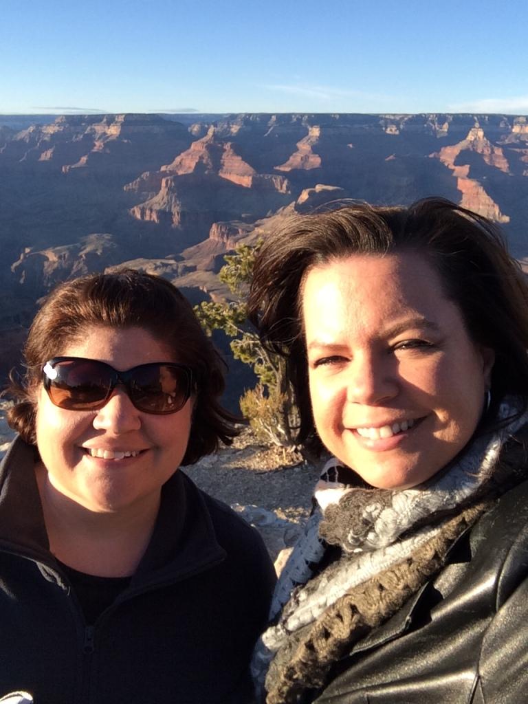 Yavapai Point, Grand Canyon, AZ_Sunset