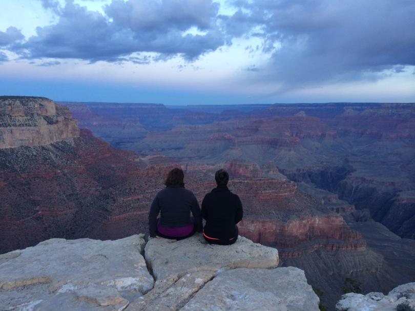 Yavapai Point, Grand Canyon, AZ_Sunrise_Nic_San