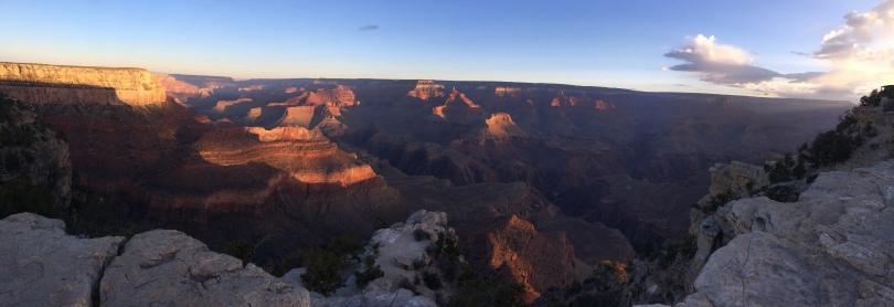 Yavapai Point, Grand Canyon, AZ-Sunrise2