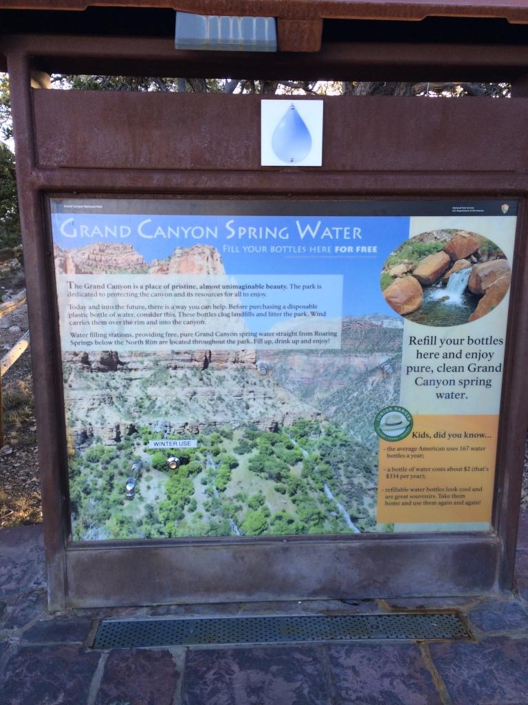 Bright Angel Trail, Grand Canyon, AZ