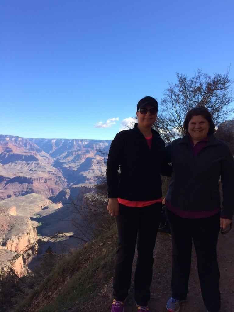 Bright Angel Trail, Grand Canyon, AZ_Nic_San