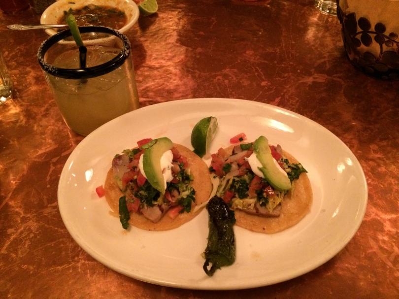 Elote, Sedona, AZ-Tacos