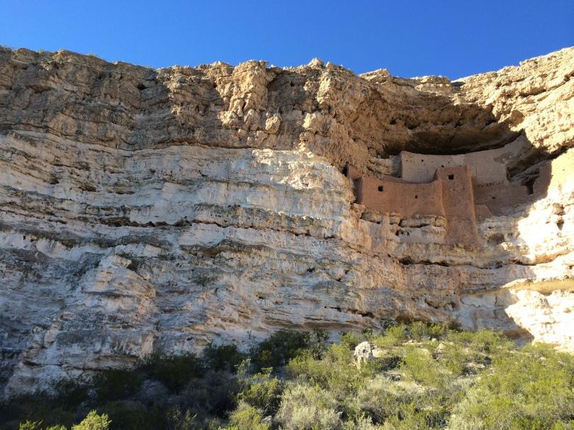 Montezuma's Castle, AZ - Castle