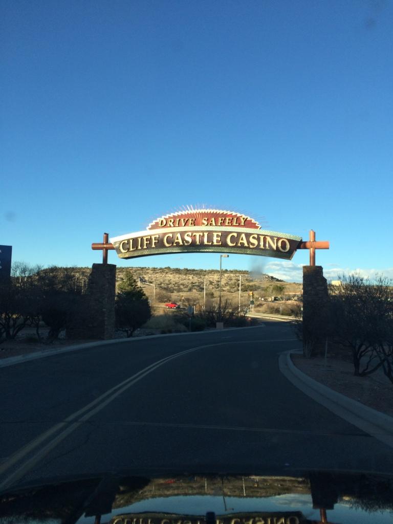 Cliff Castle Casino, AZ