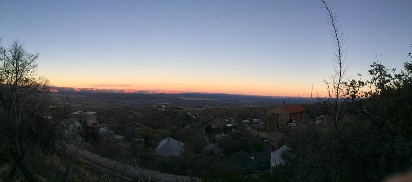Mountains, Jerome, AZ