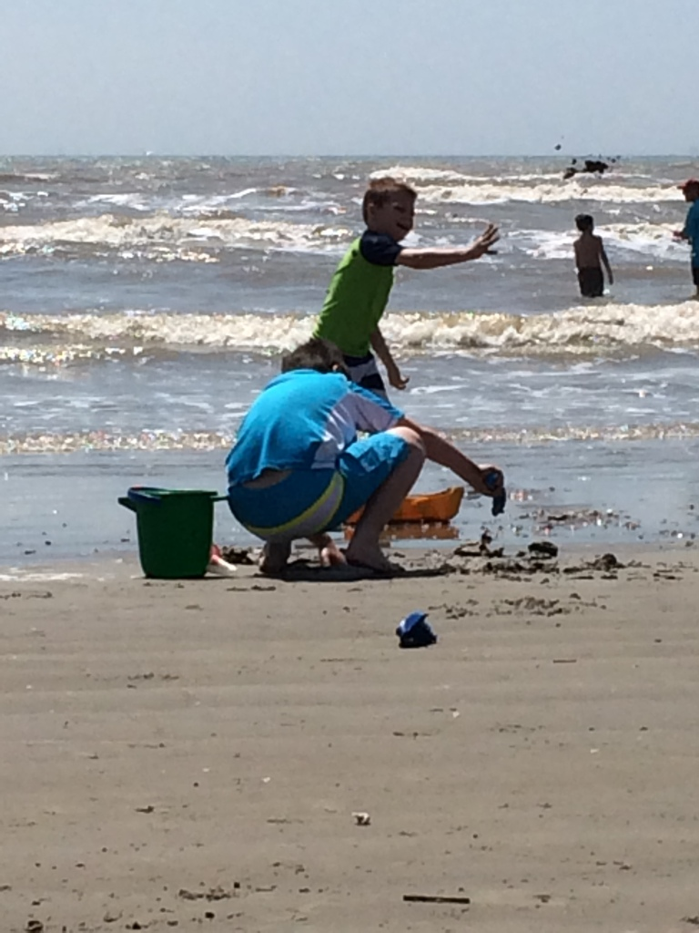 Galveston_Sandcastle