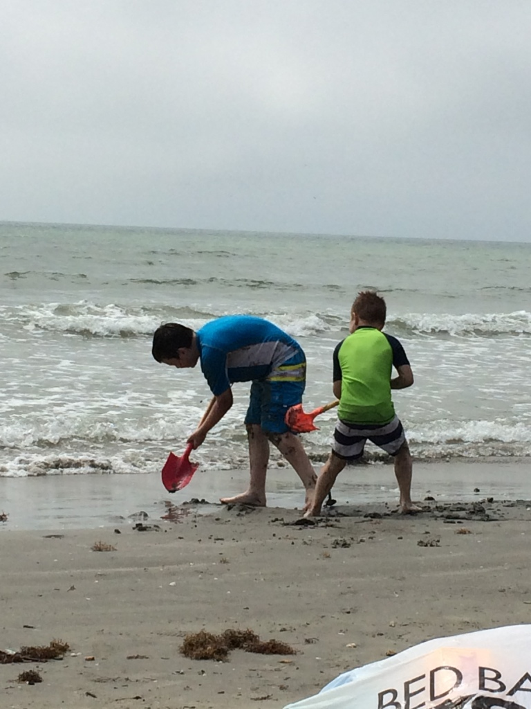 Galveston Sand Fight
